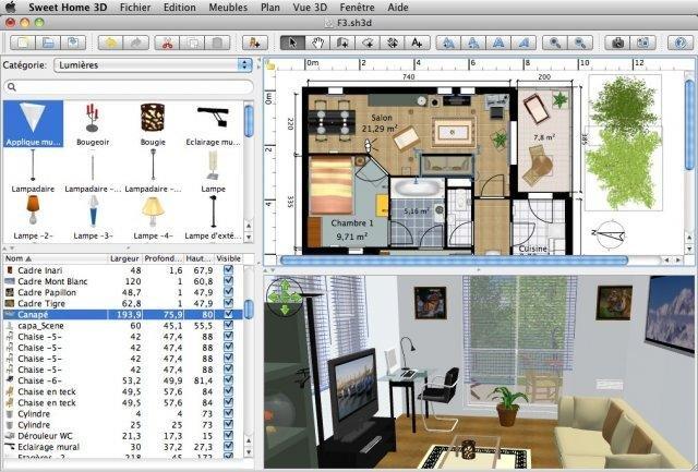 Проектирование домов, дизайн интерьера , бесплатная программа